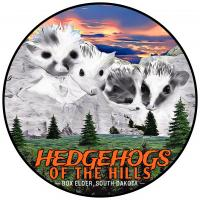 Hedgehogs of the Hills Logo