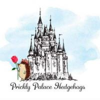 Prickly Palace Hedgehogs in Ohio Logo