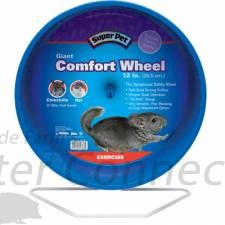 Super Pet Giant Comfort Exercise Wheel, Colors Vary