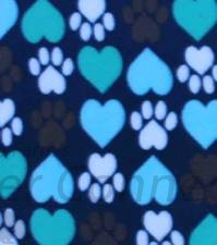 I Heart Paws Blue