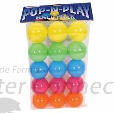 Pop-n-play Ball Pack
