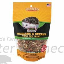 Wigglers & Berries Trail Mix Treat