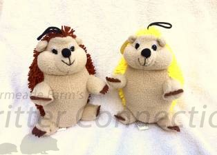 Knight Pet Hedgehog Toy