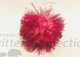Tinsel Ball - Colors Vary