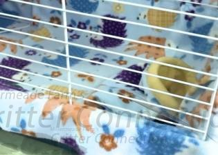 Fleece Fabric Cage Liner 42 inch