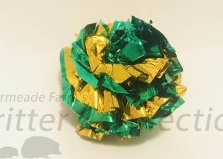 Foil Ball - Colors Vary