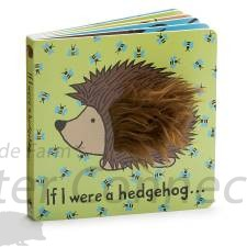 If I Were A Hedgehog Board Book