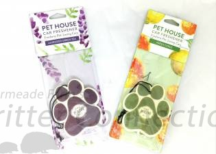 Pet House Car Freshener
