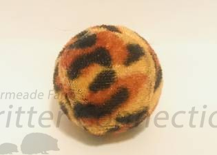 Animal Print Ball - Colors Vary