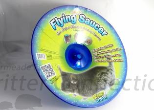 Ware 12 Flying Saucer Small Pet Exercise Wheel, Large, 12-Inch, Colors May Vary