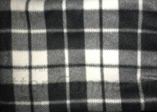 Black White Plaid