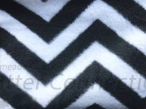 Black White Chevron