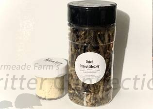 COMBO Dried Insect Medley and Stress Less