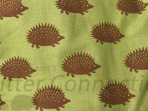 Lime Brown Hedgies