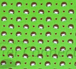Green Hedgehog Heaven