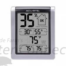 AcuRite Temperature & Humidity Monitor