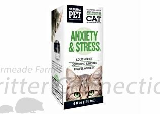 Anxiety & Stress - Natural Pet