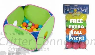 Ball Pit & FREE extra balls