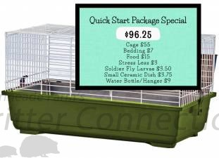Quick Start Cage Package Special
