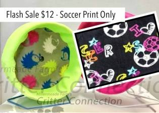 SOCCER Wheel Cover